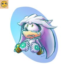 Silver the Hedgehog | Tumblr