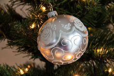 Mooi versierde bal
