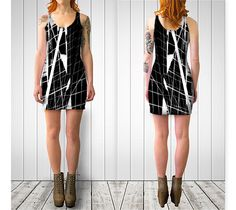 "Bodycon dress ""B&W Architecture Bodycon Dress"" by Joneien Leah"