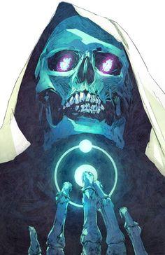 48 Ideas for wallpaper dark skull fantasy Dark Fantasy Art, Art And Illustration, Arte Obscura, Image Manga, Dope Art, Horror Art, Fantasy Characters, Oeuvre D'art, Art Inspo