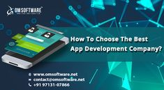 How To Choose The Best #App #Development #Company?