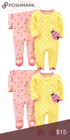 Shop Kids' Carter's size Preemie Footies at a discounted price at Poshmark.barely worn and in new condition. Preemie onesies x Sold by sabalilove. Preemie Clothes, Baby Girl Pajamas, Baby Bundles, Carters Baby, Fashion Design, Fashion Tips, Fashion Trends, Onesies, Kids Shop