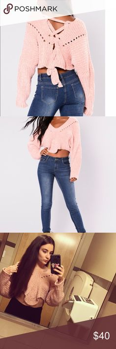 1 DAY SALE CATIA Sweater from fashion nova Fashion nova Cátia sweater. Sold  out in 7f68757e6
