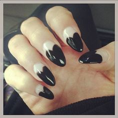 gothic nails