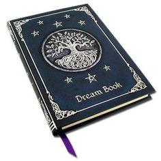 #Embossed #dream book (metallic #finish),  View more on the LINK: http://www.zeppy.io/product/gb/2/331555649676/