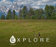 The third of our themed specials!  Come Explore Jackson Hole at Hotel Terra.
