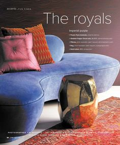 Spaces Twin Cities Magazine June/July 2014. Amazing Vladimir Kagan sofa from @spinario and super cool laminate on the wall from @arboriteHPL #spaces #studiobstyle #vladimirkagan