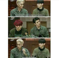 Image de exo, funny, and kpop
