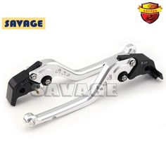 27.99$  Watch now - http://aliiae.shopchina.info/go.php?t=32608814866 - For APRILIA RSV4 RSV4R FACTORY 2009-2014 Motorcycle CNC Billet Aluminum Long Brake Clutch Lever Silver  #aliexpresschina