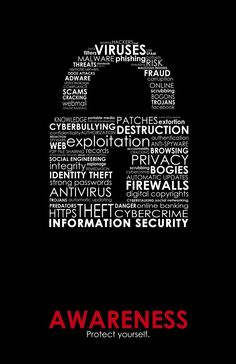 """2011 Student Poster Contest Honorable Mention: """"Typographic Lock"""""""