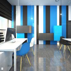 teTREES moduły na ścianę - zdjęcie od TETREES - Wnętrza biurowe - Styl Minimalistyczny - TETREES