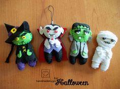 Halloween felt https://www.facebook.com/artiggianna/