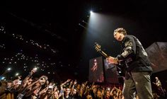 Avenged Sevenfold 2017 concert @Ziggodome Amsterdam  source: https://www.facebook.com/ziggodome/photos/a.1527050087320065.1073742076.299132040111882/1527050113986729/?type=3&theater