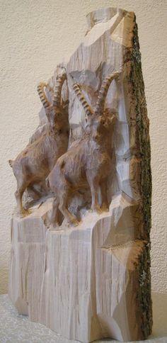 Sakrale Holzbildhauer-Arbeiten