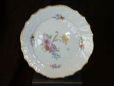 Hutschenreuther, Dresden, German Porcelain Decorative plate.