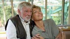 Eine alte Liebe: Paul Hermes (Dietmar Schönherr) mit seiner Studienfreundin Ilse Gieseking (Judy Winter)., Quelle: ARD Degeto/Anngret Plehn