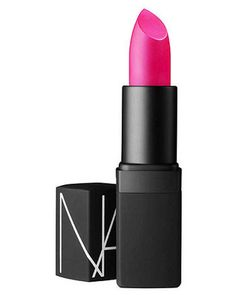 NARS Lipstick, Schiap (always receive compliments on this lip color)