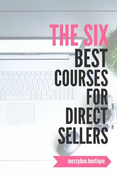 Are you a new direct seller or a veteran direct seller looking to brush up on their skills? I have six amazing courses for you to check out and improve your skills #lularoe #paisleyraye #direct sales