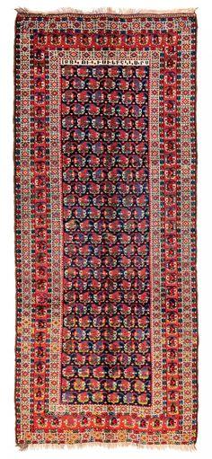 Veramin Persia dated 1884 9ft. 4in. x 3ft. 11in., 284 x 120 cm
