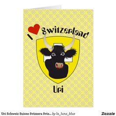Uri Schweiz Suisse Svizzera Svizra Grusskarte Grußkarte
