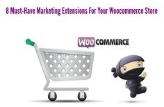 8 Must-Have Marketing Extensions For Your Woocommerce Store Plastic Laundry Basket, Must Haves, Extensions, Wordpress, Technology, Marketing, Store, Design, Tech