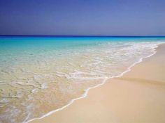 El-Obayyed beach, west of Marsa Matruh, Egypt North Coast Egypt, Holidays In Egypt, Swimming World, Places In Egypt, Marsa Alam, Valley Of The Kings, Egypt Travel, Giza, White Sand Beach