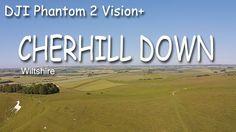 DJI Phantom 2 Vision Plus Cherhill Down Wiltshire