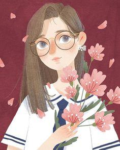 Ideas Cute Children Art Ideas For 2019 Art And Illustration, Texture Illustration, Gravure Illustration, Illustrations, Arte Inspo, 3d Foto, Psy Art, Cartoon Art Styles, Anime Art Girl