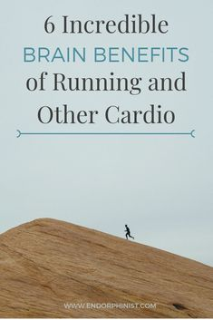 Running and traditional cardio are great for you body and cardiovascular system, but long form aerobic exercise is amazing for your brain! In fact, no other type of exercise comes close to what running can do for your brain. So, up your fitness and your Running Workouts, Running Tips, Fun Workouts, At Home Workouts, Running Memes, Senior Fitness, Group Fitness, Health And Fitness Tips, Fitness Goals