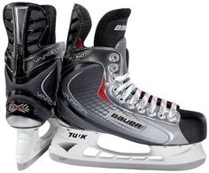 Bauer Vapor X:60 Ice Skates [YOUTH]: http://www.amazon.com/Bauer-Vapor-Ice-Skates-YOUTH/dp/B002EJF5Q4/?tag=autnew-20