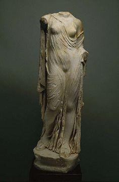 Venus Genetrix (The J. Paul Getty Museum, Villa Collection, Malibu, California)