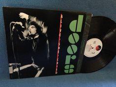 RARE Vintage The Doors  Alive She Cried Vinyl LP by sweetleafvinyl