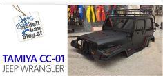 Frisch gebloggt: Gery's Jeep Wrangler - Tamiya CC-01/XC - Baubericht   Mehr Infos unter: http://wp.me/p1X70W-1aJ