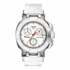 Tissot T0482172701600 Danica Patrick 2012 Limited Edition T-Race Women's Quartz Sport Watch Tissot. $1060.50. Product Family 	T-RACE Swiss Made 	Yes Movement	Quartz Crystal Sapphire Crystal Dial Description White  Water Resistance 100m Band Material White Silicone Strap