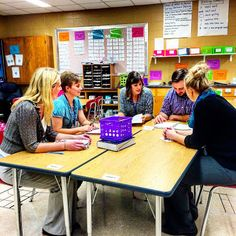 NOT JUST ANOTHER MEETING: MAKING TEACHER COLLABORATION PRODUCTIVE - Five Tips!