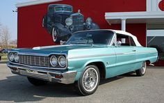 1964 Impala Maintenance of old vehicles: the material for new cogs/casters/gears/pads could be cast polyamide which I (Cast polyamide) can produce