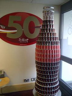 Coca Cola Bottles, Coke Cans, Pepsi Cola, Candy Companies, Good Old, Energy Drinks, Crates, Battle, Sculpture