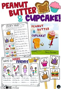 This is the CUTEST read-aloud. I just LOVE all of the activities.