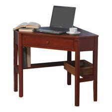 Corner Writing Desk