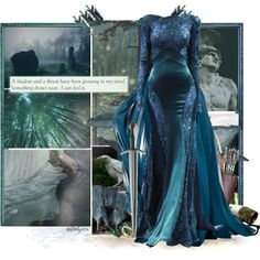 """""""Anduin & Argonath"""" by asktheravens on Polyvore"""