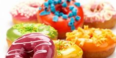 resep topping donat jco warna-warni