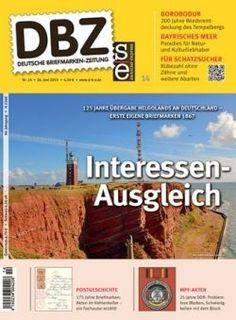 Deutsche Briefmarkenzeitung 14-2015
