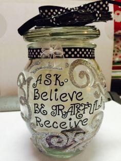 9 Blessing Jar Ideas Blessings Jar Jar Gratitude Jar