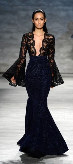 Michael Costello Mercedes-Benz Fashion Week Spring 2015