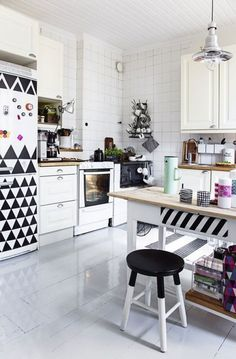 Kitchen confidential: looking for kitchen design ideas? | Visit http://www.suomenlvis.fi/