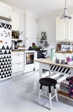 Kitchen confidential: looking for kitchen design ideas? | Visit http://www.suomenlvis.fi/