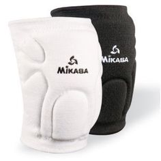 Mikasa Youth Volleyball Knee Pad Color: White (830-JR) by Mikasa Sports. $18.99. The Mikasa Youth Volleyball Knee Pad does more than protect your knees from bump and scratches. This exceptional volleyball knee padding both fights Staph infection and eliminates odor! Jump, serve and spike in comfort with this innovative Mikasa sports knee pad!. Save 53% Off!