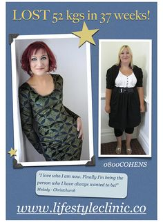 Melody | Weight loss success story