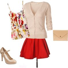 simple autumn, created by callie-mae-fife on Polyvore