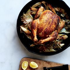 7 Easy Ways to Upgrade Roast Chicken-because I love to feed my friends!